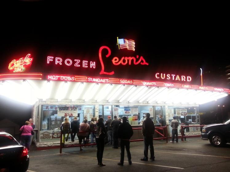 Leon's Frozen Custard
